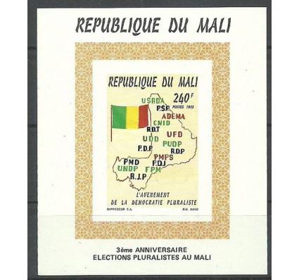 Znaczek Mali 1995 Mi ein bl N68B Czyste **