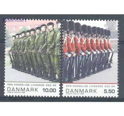 Znaczek Dania 2008 Mi 1493-1494 Czyste **