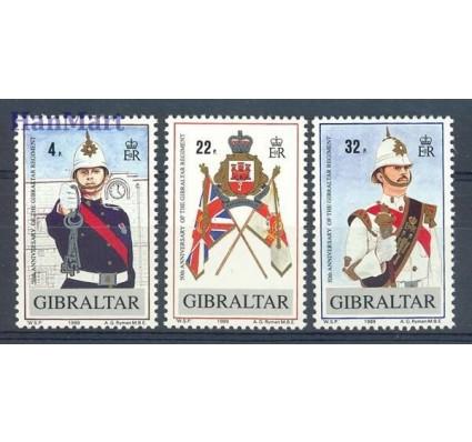 Znaczek Gibraltar 1989 Mi 565-567 Czyste **