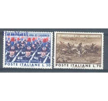 Znaczek Włochy 1964 Mi 1161-1162 Czyste **