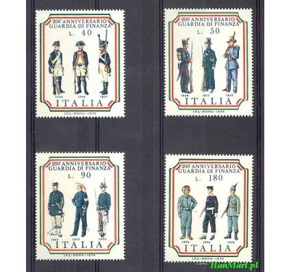 Znaczek Włochy 1974 Mi 1447-1450 Czyste **