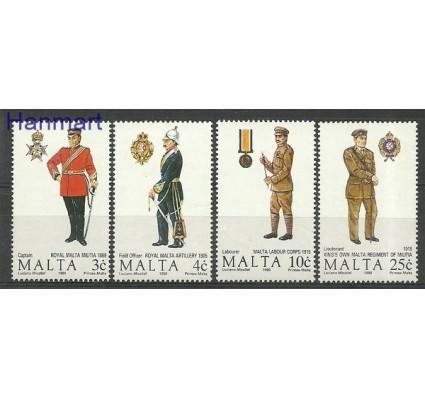 Znaczek Malta 1990 Mi 846-849 Czyste **