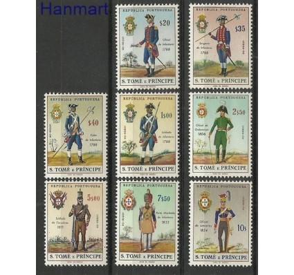 Znaczek Wyspy Św. Tomasza i Książęca 1965 Mi 395-402 Czyste **