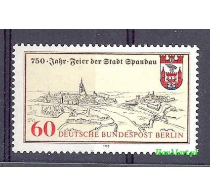 Znaczek Berlin Niemcy 1982 Mi 659 Czyste **