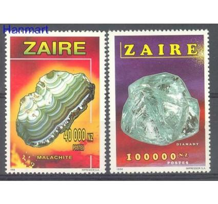 Znaczek Kongo Kinszasa / Zair 1996 Mi 1132+1135 Czyste **
