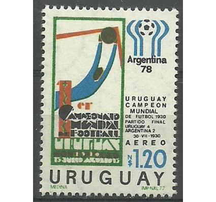 Znaczek Urugwaj 1977 Mi 1463 Czyste **