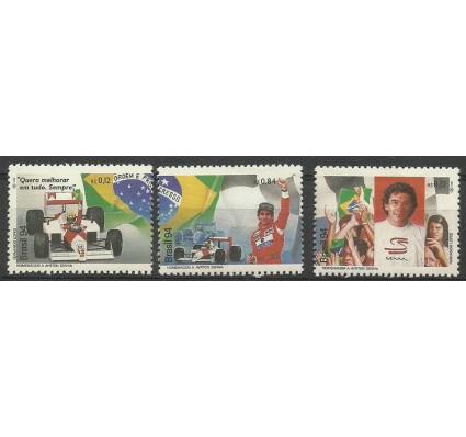 Znaczek Brazylia 1994 Mi 2623-2625 Czyste **