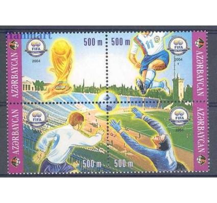 Znaczek Azerbejdżan 2004 Mi 580-583 Czyste **
