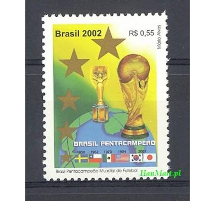 Znaczek Brazylia 2002 Mi 3257 Czyste **