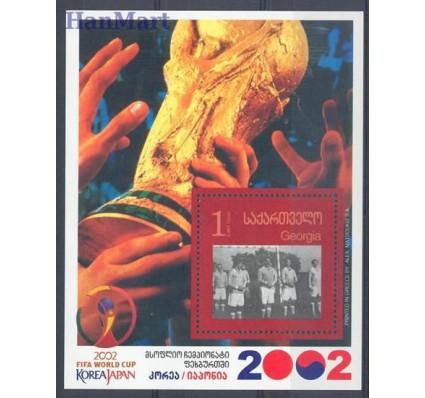 Znaczek Gruzja 2003 Mi bl 28 Czyste **