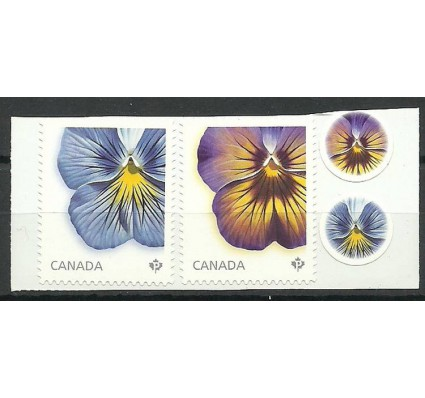 Znaczek Kanada 2015 Mi 3226-3227 Czyste **