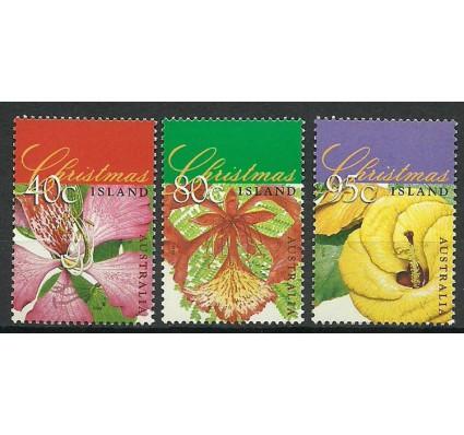 Znaczek Wyspa Bożego Narodzenia 1998 Mi 457-459 Czyste **