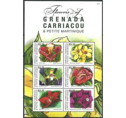 Znaczek Grenada / Carriacou i Petite Martinique 2016 Mi ark (1611) Czyste **