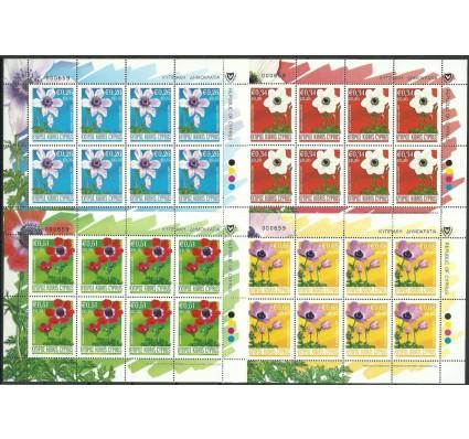 Znaczek Cypr  2008 Mi ark 1121-1124 Czyste **
