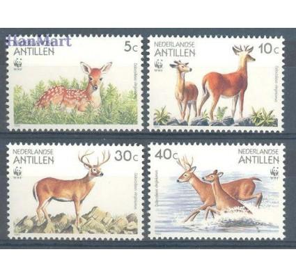 Znaczek Antyle Holenderskie 1992 Mi 739-742 Czyste **