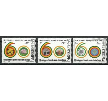 Znaczek Etiopia 2008 Mi 1861-1863 Czyste **
