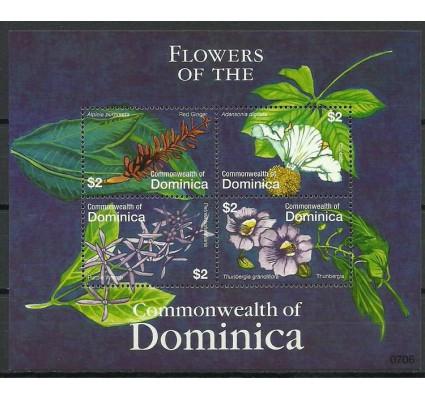 Znaczek Dominika 2007 Mi ark 3821-3824 Czyste **