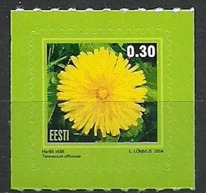 Znaczek Estonia 2004 Mi 495 Czyste **