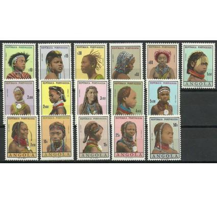 Znaczek Angola 1961 Mi 425-440 Czyste **