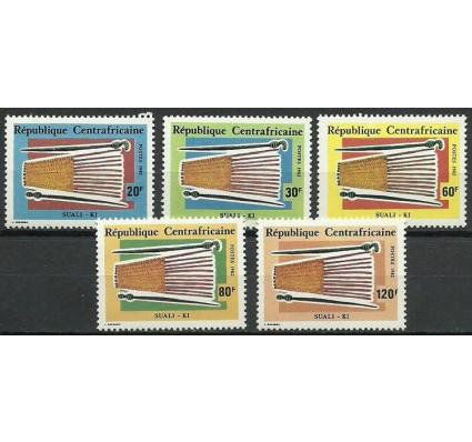 Znaczek Republika Środkowoafrykańska 1982 Mi 888-892 Czyste **