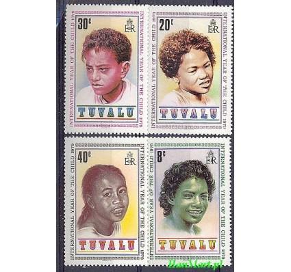 Znaczek Tuvalu 1979 Mi 112-115 Czyste **