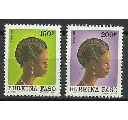 Znaczek Burkina Faso 1991 Mi 1250-1251 Czyste **