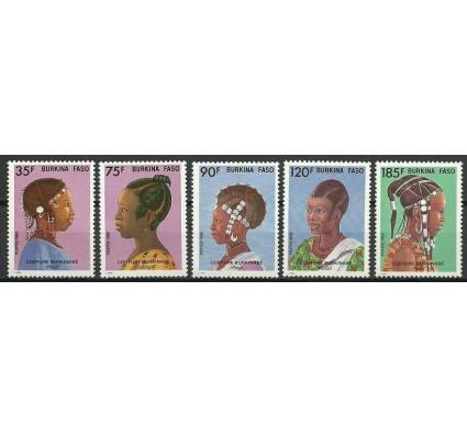 Znaczek Burkina Faso 1986 Mi 1118-1122 Czyste **