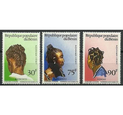 Znaczek Benin 1983 Mi 324-326 Czyste **