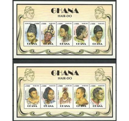 Znaczek Ghana 1997 Mi ark 2457-2466 Czyste **