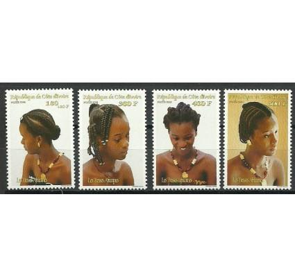 Znaczek Wybrzeże Kości Słoniowej 2000 Mi 1260-1263 Czyste **