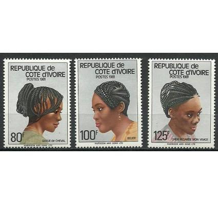 Znaczek Wybrzeże Kości Słoniowej 1981 Mi 714-716 Czyste **