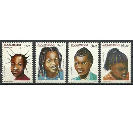 Znaczek Mozambik 1986 Mi 1062-1065 Czyste **