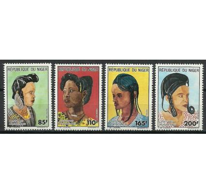 Znaczek Niger 1991 Mi 1127-1130 Czyste **