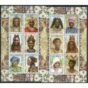 Namibia 2002 Mi ark 1061-1072II Czyste **