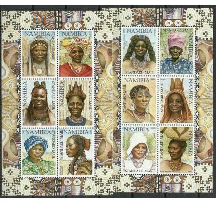 Znaczek Namibia 2002 Mi ark 1061-1072I Czyste **