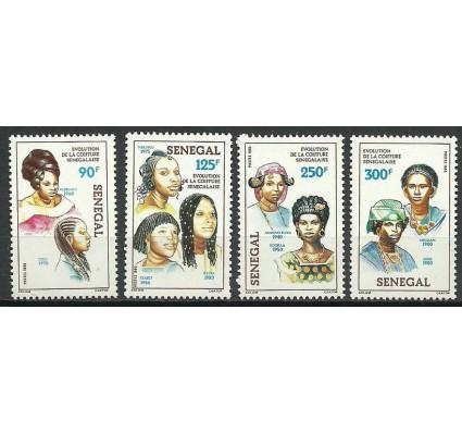 Znaczek Senegal 1986 Mi 870-873 Czyste **