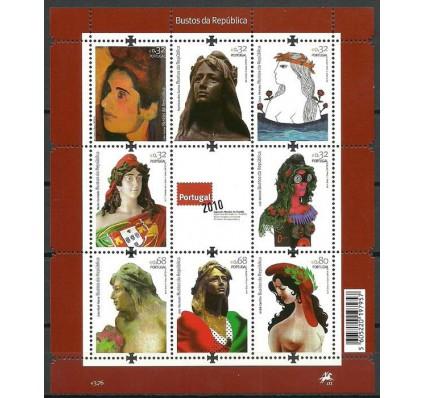 Znaczek Portugalia 2010 Mi ark 3537-3544 Czyste **