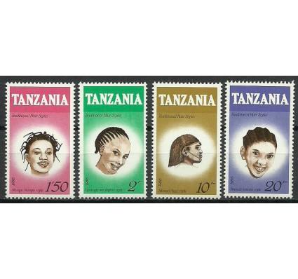 Znaczek Tanzania 1987 Mi 386-389 Czyste **