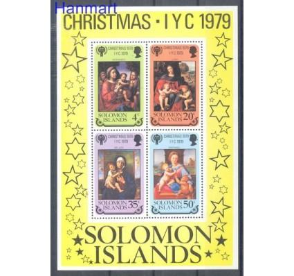 Wyspy Salomona 1979 Mi bl 7 Czyste **