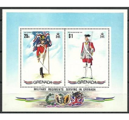 Znaczek Grenada 1971 Mi bl 19 Czyste **