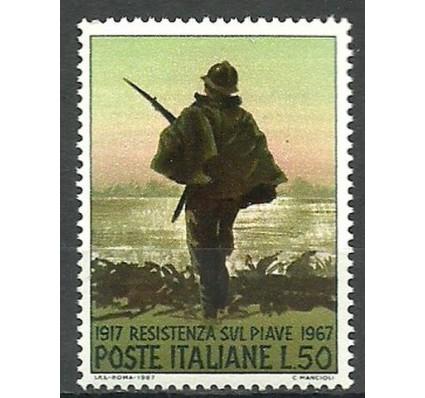 Znaczek Włochy 1967 Mi 1246 Czyste **