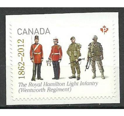 Znaczek Kanada 2012 Mi 2896 Czyste **