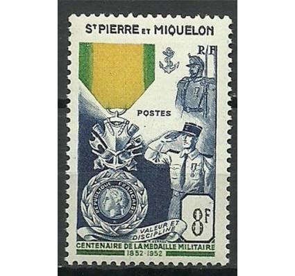 Znaczek Saint-Pierre i Miquelon 1952 Mi 373 Czyste **