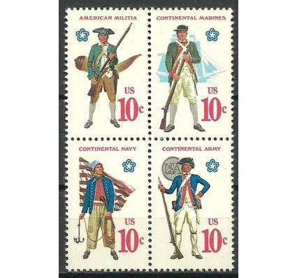 Znaczek USA 1975 Mi 1175-1178 Czyste **