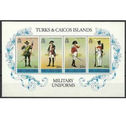 Znaczek Turks i Caicos 1975 Mi bl 5 Czyste **