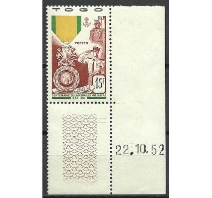 Znaczek Togo 1952 Mi 219 Czyste **