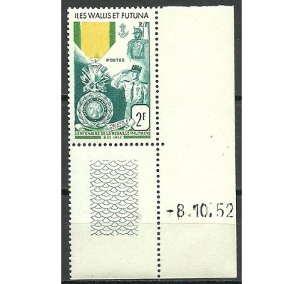 Znaczek Wallis et Futuna 1952 Mi 179 Czyste **
