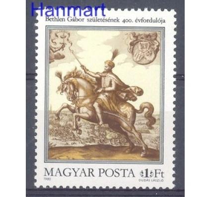 Znaczek Węgry 1980 Mi 3418 Czyste **