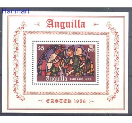 Znaczek Anguilla 1986 Mi bl 68 Czyste **