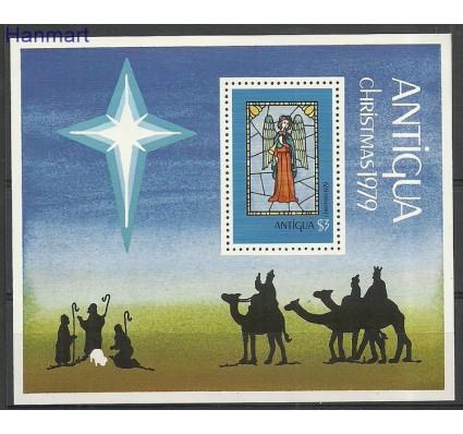 Znaczek Antigua i Barbuda 1979 Mi bl 45 Czyste **